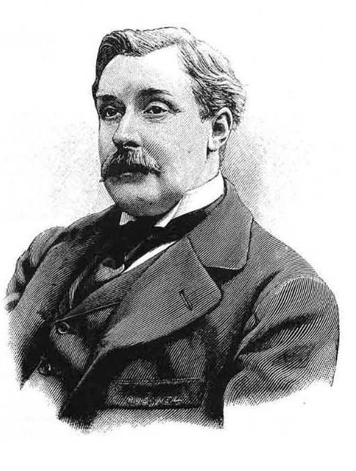 Portrait d'Alphonse Allais