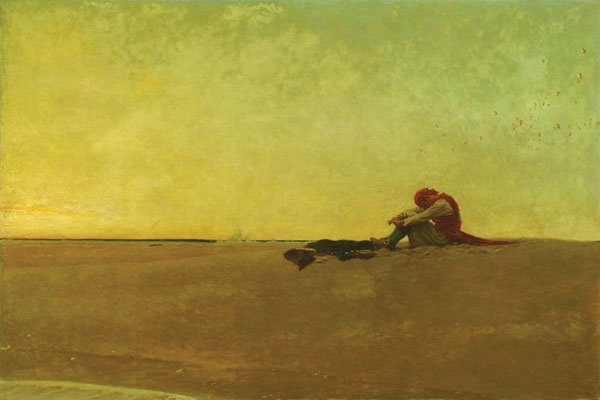 Howard Pyle, Le maronnage, 1909