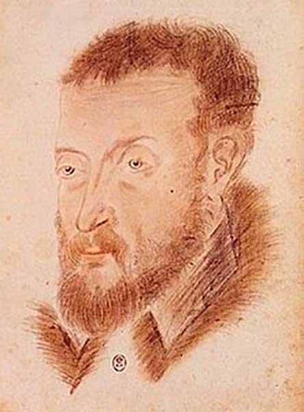 Jean Cousin le Jeune, Portrait de Joachim du Bellay
