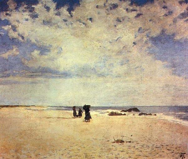 João Vaz, A Praia, 1902