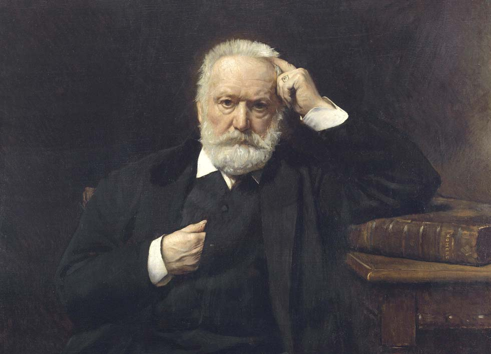 Léon Bonnat, Portrait de Victor Hugo, 1879