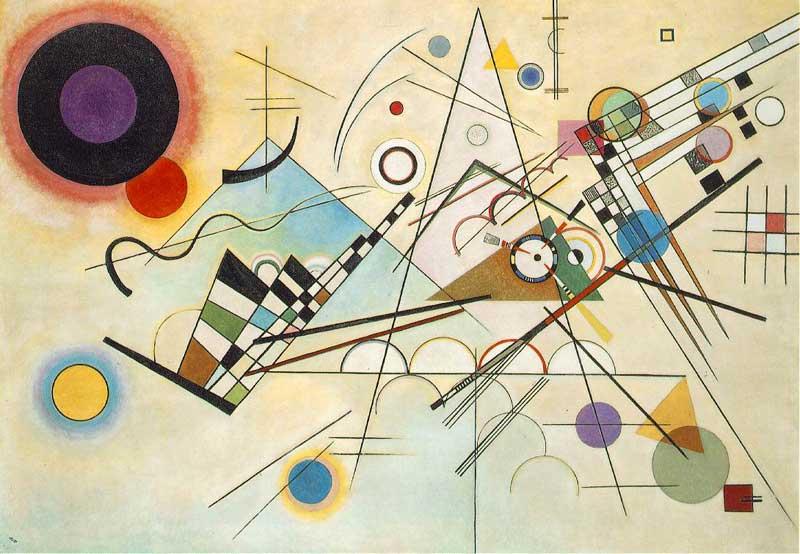 Wassily Kandinsky, Composition VIII, 1923